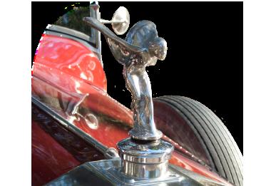 Slide Rolls Royce