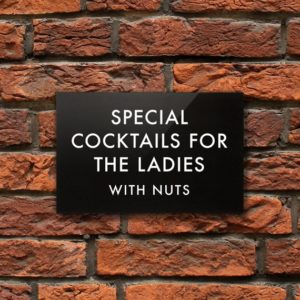 Special Cocktails for the ladies