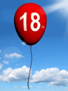 Happy 18th Birthday | Network Languages