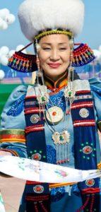 Interesting Facts About the Buryat Language